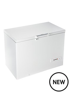 hotpoint-cs1a300h-300-litre-chest-freezer-white