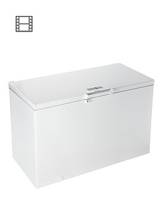 hotpoint-cs1a400fmh-400-litre-chest-freezer-white