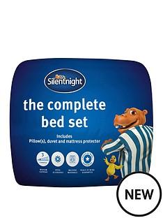 silentnight-105tog-complete-bed-set