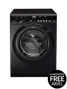 hotpoint-fdl9640k-1400-spin-9kg-wash-6kg-dry-washer-dryer-black