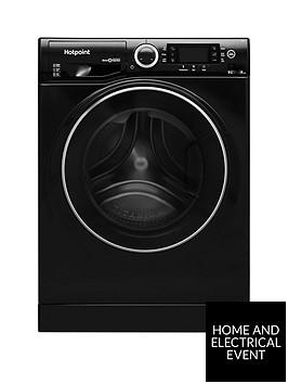 hotpoint-ultimanbsps-line-rd966jkdnbsp9kg-wash-6kg-dry-1600-spin-washer-dryer-black
