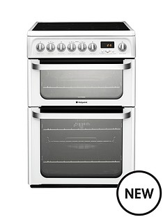 hotpoint-hue62ps-60cm-electric-cooker-with-ceramic-hob-white