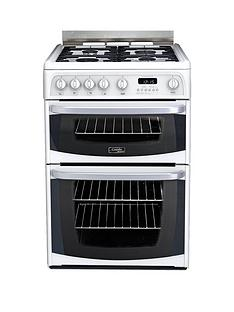 hotpoint-ch60gciw-60cm-gas-cooker-with-fsd-white