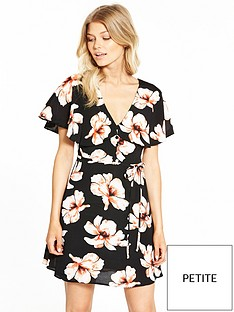 ri-petite-floral-tea-dress