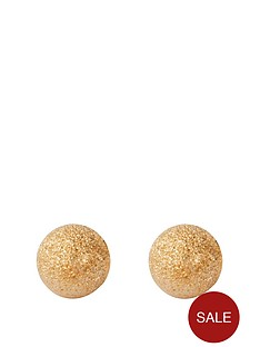 love-gold-9ct-yellow-gold-6mm-stardust-ball-stud-earrings