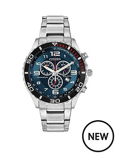 citizen-citizen-eco-drive-blue-dial-chronograph-stainless-steel-bracelet-mens-watch