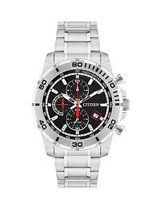 citizen-black-dial-chronograph-stainless-steel-bracelet-mens-watch