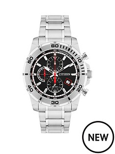 citizen-citizen-black-dial-chronograph-stainless-steel-bracelet-mens-watch