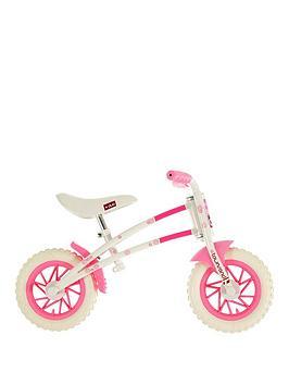 "Townsend Townsend Duo Girls 10"" Wheel Balance Bike Picture"