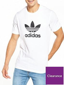adidas-originals-trefoil-t-shirt-white