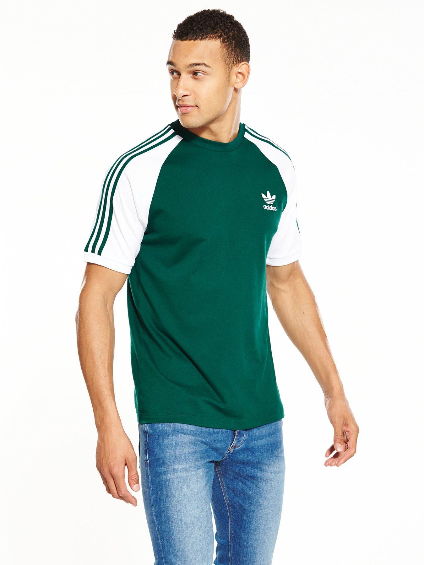 adidas Originals Shirt 3 raya California T Shirt T de adidas <br> Agrega Estilo A Su Móvil! dd86fa7 - immunitetfolie.website