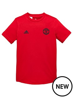 adidas-youth-manchester-united-tee