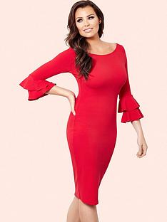 jessica-wright-jessica-wright-izzie-frill-sleeve-bodycon-dress