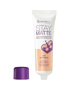 rimmel-stay-matte-foundation