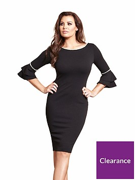 jessica-wright-jessica-wright-adriana-pearl-flute-sleeve-bodycon-dress