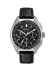 bulova-lunar-pilot-black-chronograph-dial-black-leather-strap-mens-watch-with-free-nato-strap