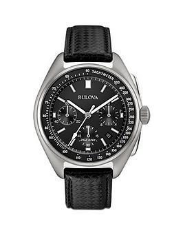 bulova-lunar-pilot-black-chronograph-dial-black-leather-strap-mens-watch-with-free-nato-strap