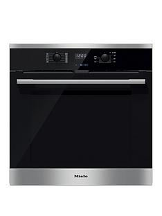 miele-h2566bp-electric-single-oven-clean-steel