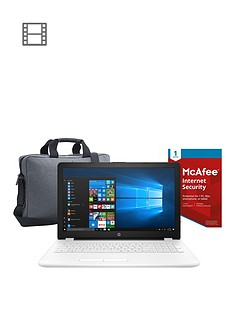hp-15-bs009na-intelreg-pentiumregnbsp8gb-ramnbsp1tb-hard-drive-156in-laptop-includesnbspmcafeenbspinternet-security-and-toploadnbspcase-white