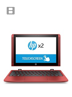 hp-x2-10-p007na-intelreg-atomtrade-x5nbsp2gbnbspramnbsp32gbnbspstorage-101-inchnbsptouchscreen-2-in-1-laptop-red