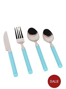 sabichi-acapulco-blue-16-pc-cutlery-set