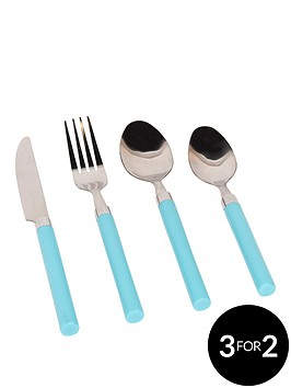 sabichi-acapulco-blue-16-pc-cutlery-set
