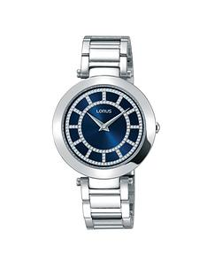 lorus-womens-white-dress-bracelet-watch