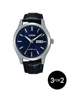 lorus-lorus-mens-dress-black-leather-strap-watch