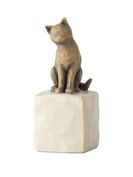 Willow Tree Willow Tree Love My Cat Figurine Picture