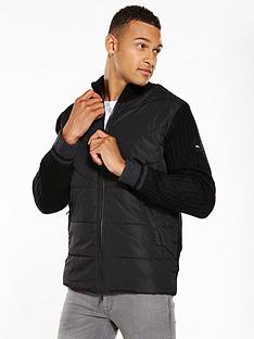 river-island-chevron-quilted-jacket