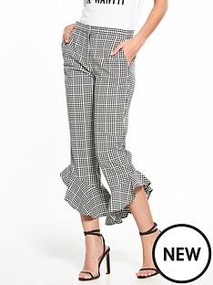 river-island-check-frill-hem-trousers