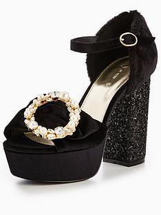 v-by-very-nikita-glitter-heel-platform-sandal-black