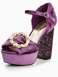 v-by-very-nikita-glitter-heel-platform-sandal