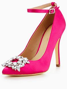 v-by-very-rachel-embellished-point-court-shoe-pink
