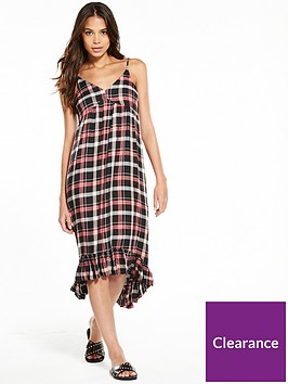 river-island-checked-slip-dress
