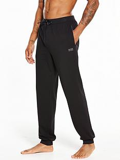 boss-bodywear-cuffed-lounge-pant-black