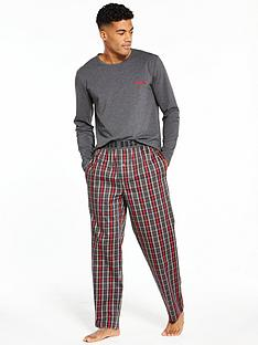 hugo-boss-jerseywoven-pyjama