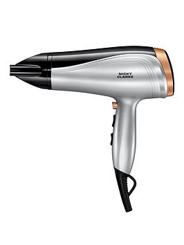 Nicky Clarke Nicky Clarke Nhd190 Hair Therapy 2500W Dc Dryer Picture