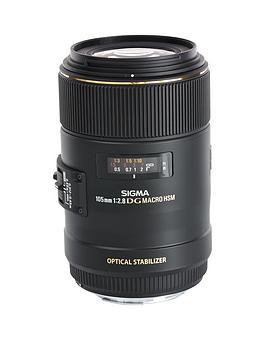 Sigma Sigma Sigma 105Mm F/2.8 Ex Macro Dg Hsm Optical Stabilised Lens  ... Picture