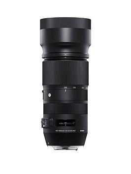 Sigma Sigma 100-400Mm F/5-6.3 Dg Os Hsm I C (Contemporary) Super Telephoto  ... Picture