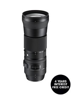 sigma-sigma-150-600mm-f5-63-dg-os-hsm-i-c-contemporary-super-telephoto-lens-nikon-fit