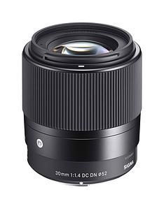 sigma-sigma-30mmf14-dc-dn-i-c-contemporary-prime-standard-lens-for-sony-e