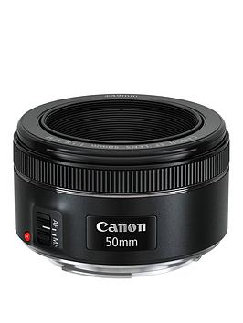 Canon Canon Ef 50Mm F1.8 Stm Lens Picture