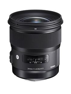 sigma-sigma-24mm-f14-dg-hsm-i-a-art-wide-angle-prime-lens-nikon-fit