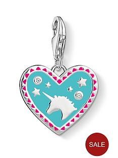 thomas-sabo-sterling-silver-cubic-zirconia-charm-club-unicorn-heart