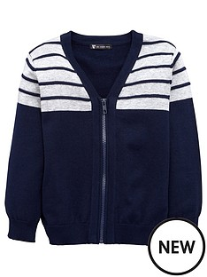 mini-v-by-very-boys-zip-front-cardigan