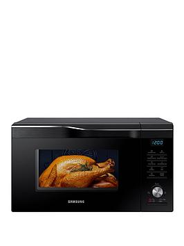 samsung-easy-viewtrade-mc28m6055ckeunbsp28-litre-combination-microwave-oven-with-hotblasttradenbsptechnology-and-3-year-samsung-parts-and-labour-warranty-blacknbsp