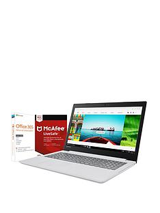 lenovo-ideapad-320-intelreg-pentiumregnbsp4gb-ramnbsp1tb-hard-drive-156-inch-hd-laptop-includes-microsoft-office-365-personal-and-mcafee-livesafenbsp--white