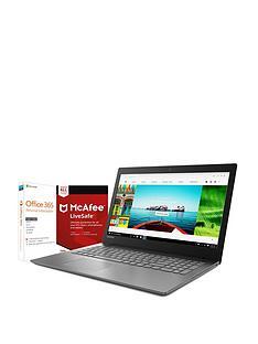 lenovo-ideapad-320-intelreg-pentiumregnbsp4gb-ramnbsp1tb-hard-drive-156-hd-laptop-includes-microsoft-office-365-personal-and-mcafee-livesafe-onyx-black