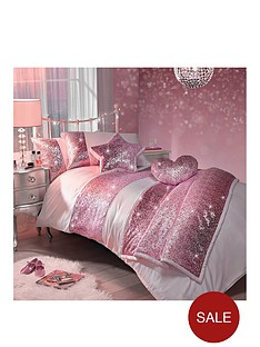 kylie-minogue-sequin-scatter-pink-single-duvet-cover-set
